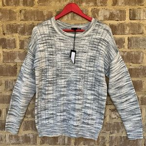 Kut from the kloth NWT heathered grey sweater xs
